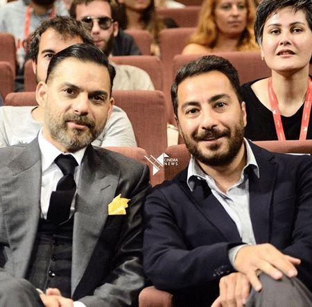 تیپ زدن نوید محمدزاده و پیمان معادی در ونیز+عکس