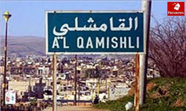 رویارویی ارتش با تروریستها در حومه دمشق