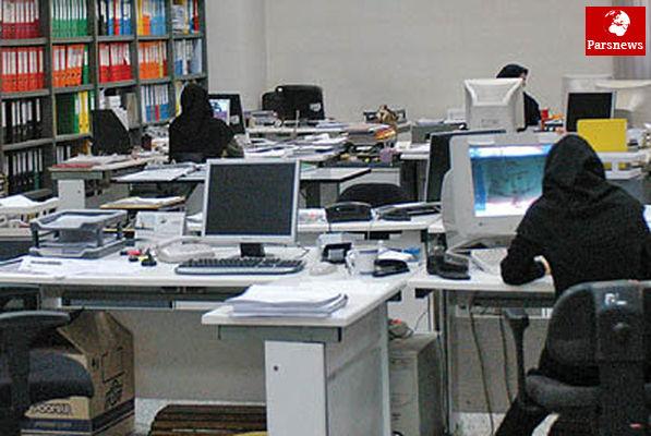 نرخ بیکاری زنان افزایش یافته است