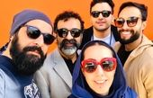 تصویری از عوامل تئاتر جدید کامران تفتی