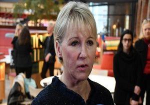 سوئد، آمریکا را مسئول کشتار فلسطینیان در غزه دانست