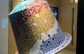 کلاه رنگارنگ مورد علاقه هانیه توسلی