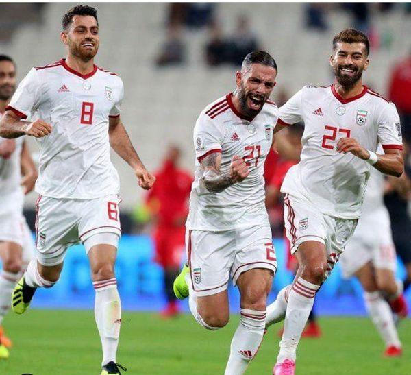 پیروزی پرگل ایران برابر یمن در حضور 5 هزار هوادارا ایرانی