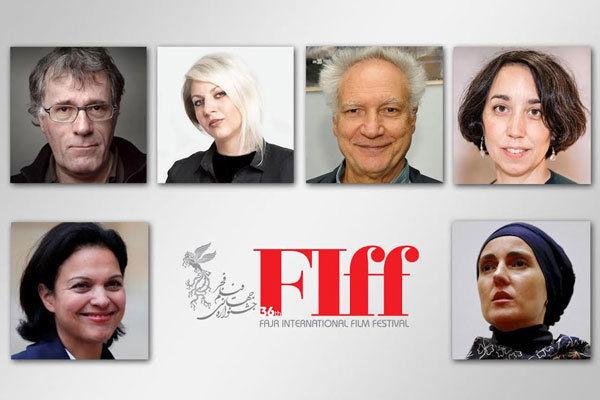 حضور 6 مهمان ویژه دیگر در جشنواره جهانی فیلم فجر