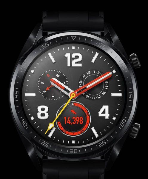HUAWEI WATCH GT جدیدترین ساعت هوشمند هوآوی حرفهایترین مربی در حفظ تناسب اندام شما