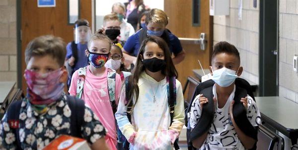 رکورد ابتلای کودکان آمریکایی به کرونا