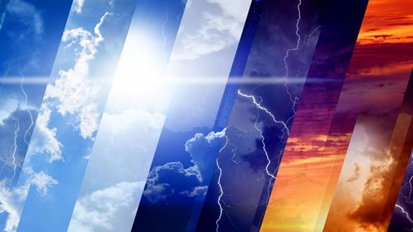 وضعیت آب و هوا در ۱۸ بهمن ماه/ بارش باران در بیشتر مناطق کشور