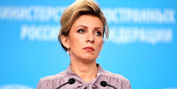 واکنش سخنگوی وزارت خارجه روسیه به اظهارات پامپئو