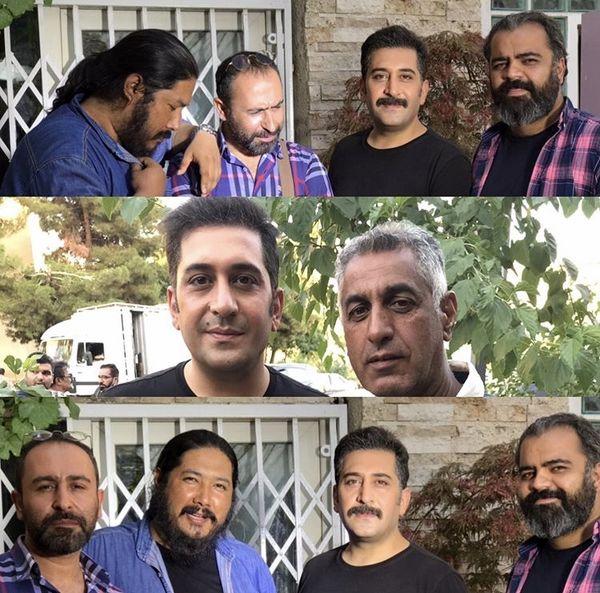 فیلمجدید وحید شیخ زاده + عکس