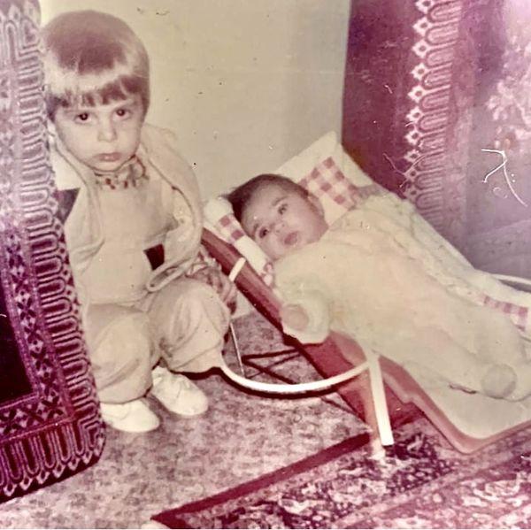علیرضا رئیسی در دوران کودکی + عکس