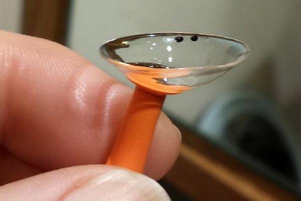 درمان جراحت های قرنیه با لنز تماسی