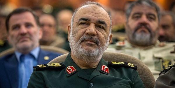 سپاه آماده همکاری همه جانبه با قوه قضائیه است