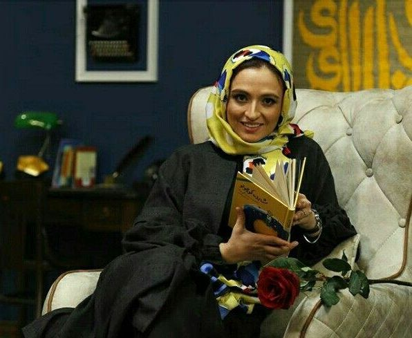 عکس کتاب بازی گلاره عباسی