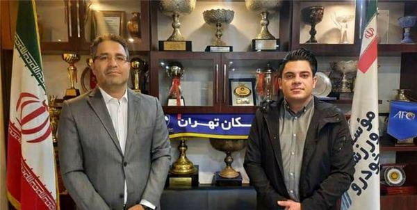 معرفی مدیر رسانهای تیم فوتبال پیکان