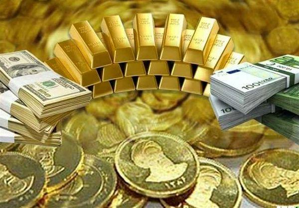 قیمت سکه۳۰۰ هزار تومان در ۲ روز سقوط کرد