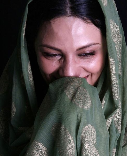 شال هندی شبنممقدمی + عکس