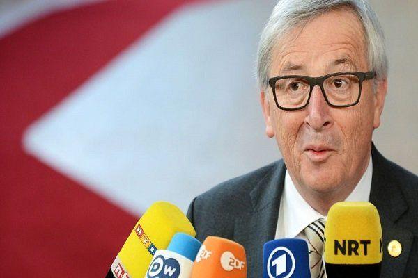 سفر رئیس کمیسیوناروپا به پاریس لغو شد