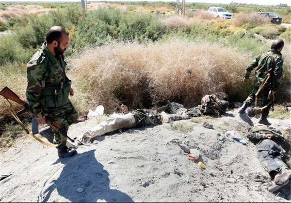 عملیات ارتش سوریه و همپیمانان در جنوب دمشق ادامه دارد
