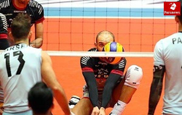بحران در لیگ برتر والیبال ایران