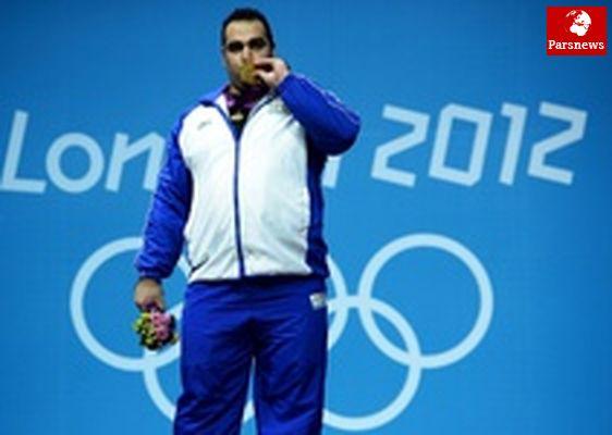مجادله لفظی قهرمانان وزنهبرداری در برنامه زنده تلویزیونی
