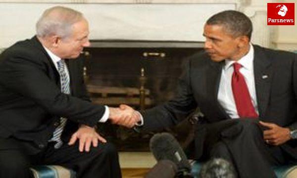 درخواست نتانیاهواز اوبامابرای حمله هوایی علیه سوریه