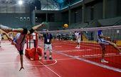 دیدار سخت سپکتاکرا در اولین بازی مسابقات آسیایی