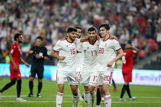 تمجید فیفا از نمایش خوب ایران برابر یمن