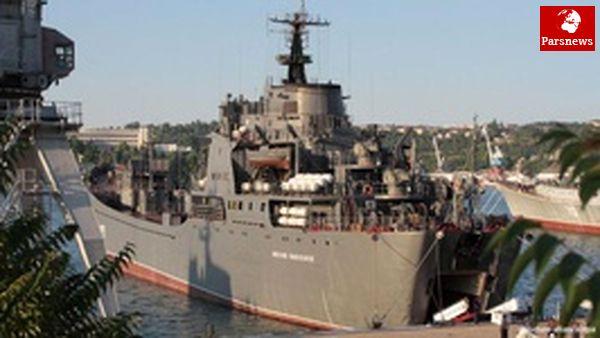 رزمایش غیرمنتظره روسیه در دریای سیاه