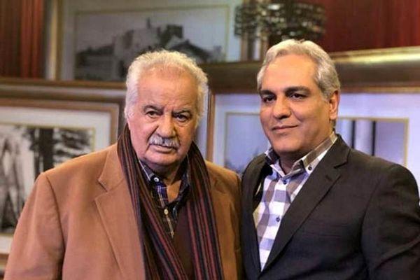 چه کسی مصاحبه بازیگر  ایرانی را به شبکه «من و تو» داد؟