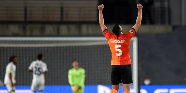 پیروزی شاختار مقابل رئال در غیاب 10 بازیکن اصلی