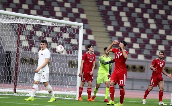 پشت پرده بازی ایران-قطر: ساق های نشکسته!