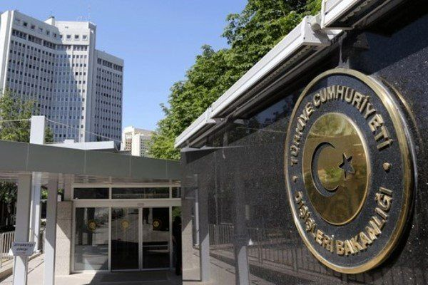 ترکیه حمله تروریستی در لیبی را محکوم کرد