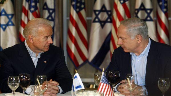 رئیسجمهور آمریکا مشتاق صحبت با نتانیاهو