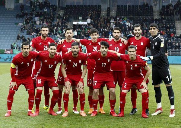 ایران همچنان در رتبه نخست آسیا