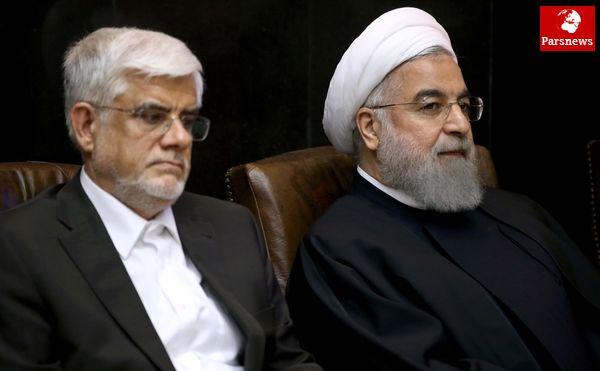 عارف:اصلاحطلبان برای کاندیدای پوششی در کنار روحانی به اجماع رسیدند