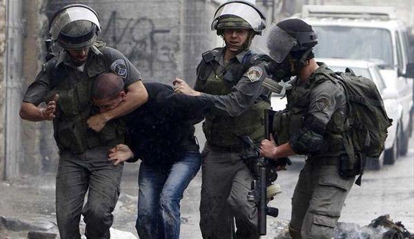 بازداشت 8 فلسطینی در کرانه باختری
