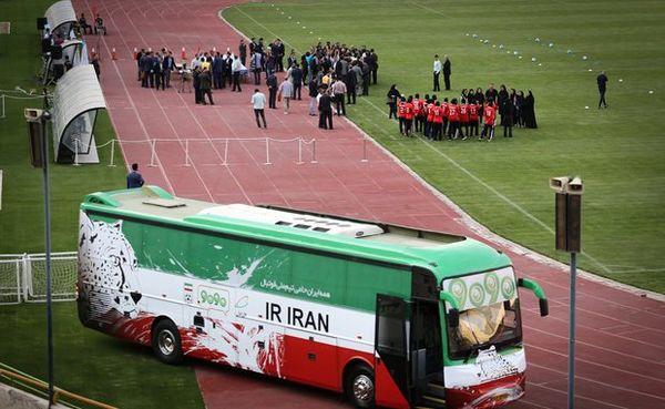 شعارهای پیشنهادی تیم ملی فوتبال ایران در جام ملتها