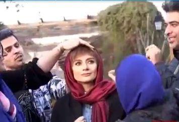 «یکتا ناصر» در سریال جدید همسرش؛دل+عکس