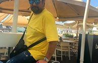 وقتی محمد علیزاده ادای بهروز وثوقی را در می آورد+عکس