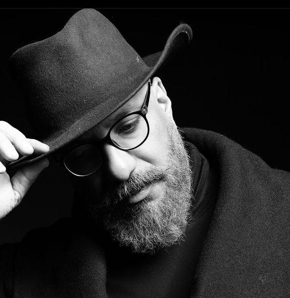 کلاه متفاوت امیر جعفری + عکس