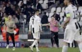رفتار زشت رونالدو با هم تیمی هایش بعداز حذف مقابل آژاکس