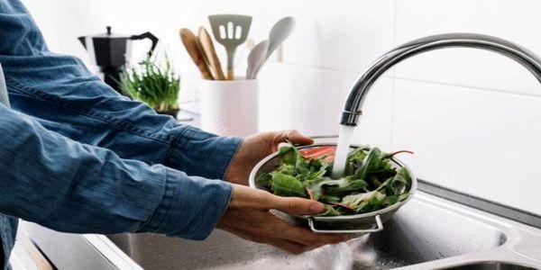 اشتباه رایج در شستشوی سبزیجات