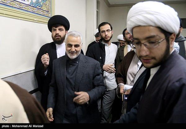 همایش رسالت های حوزه و گام دوم انقلاب اسلامی_قم