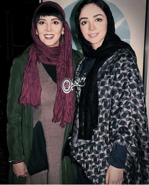المیرا دهقانی و لیلا بلوکات در کنار هم + عکس