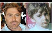 چهره گلزار در کودکی و حال + عکس