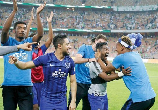 راهیابی الهلال به فینال جام باشگاههای عرب با شکست حریف پرسپولیس