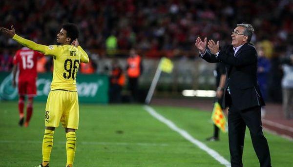 کنفدراسیون فوتبال آسیا برانکو ایوانکوویچ و پرسپولیس را جریمه کرد