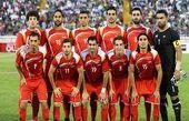 لیست تیم ملی سوریه برای جام ملتها مشخص شد+عکس