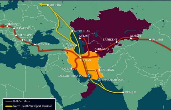 تغییرات کریدوری منطقه ای ترکیه و خسارت هایی که متوجه ایران می شود!