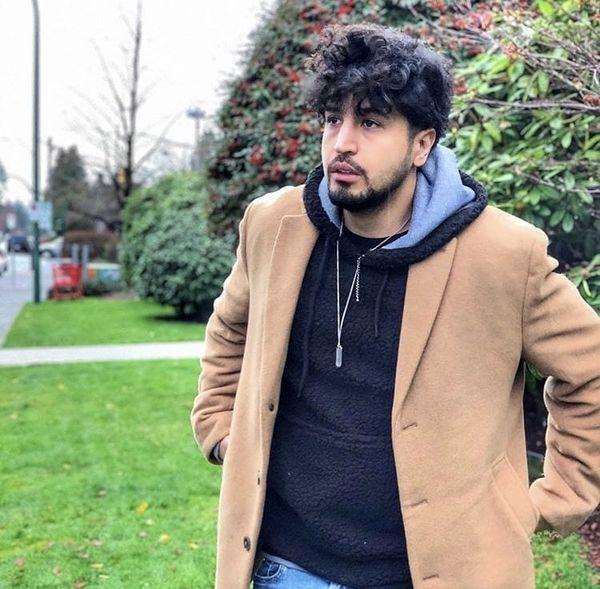 مهرداد صدیقیان در خارج از کشور + عکس